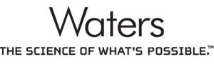 Waters analytical instrument logo